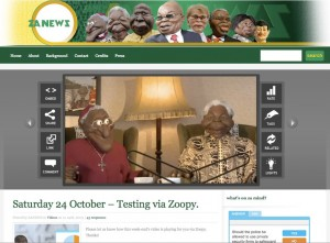 zanewswebsite